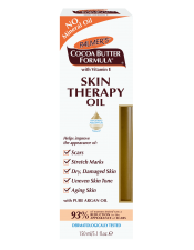 Cocoa Butter Skin Therapy Oil with Vitamin E