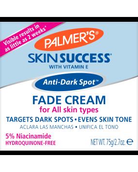 Anti-Dark Spot Fade Cream, for all Skin Types