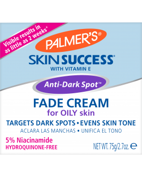 Anti-Dark Spot Fade Cream, for Oily Skin