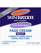 Anti-Dark Spot Night Fade Cream