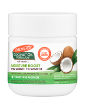 Moisture Boost Pro Length Hair & Scalp Treatment