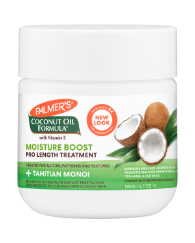 Moisture Boost Pro Length Hair & Scalp Treatment
