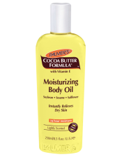 Moisturizing Body Oil