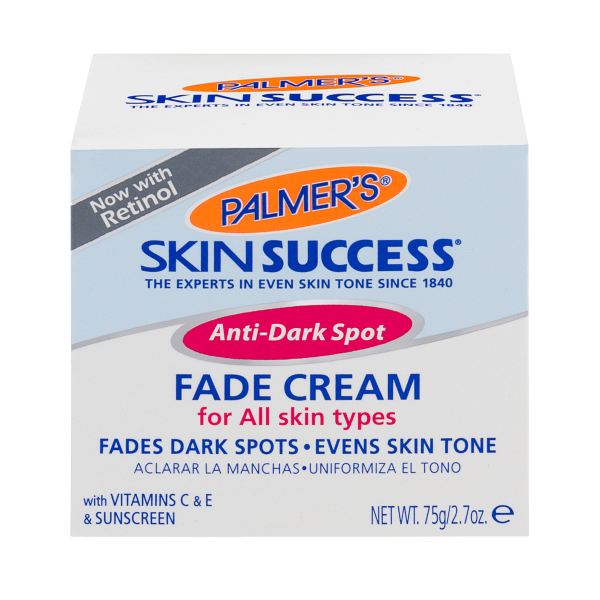 Anti Dark Spot Fade Cream For All Skin Types Palmer S 174