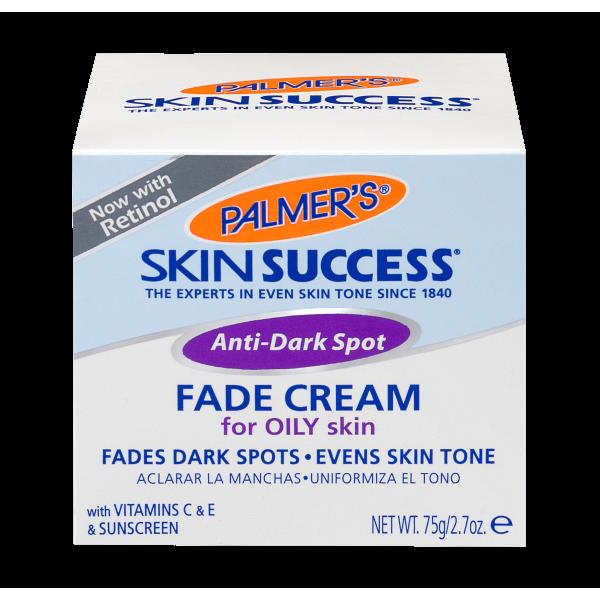 Anti Dark Spot Fade Cream For Oily Skin Palmer S 174