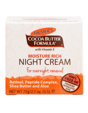 Moisture Rich Night Cream