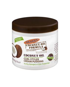 Curl Styler Cream Pudding