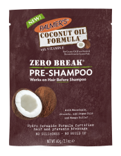 Zero Break Pre-Shampoo