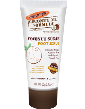 Coconut Sugar Foot Scrub