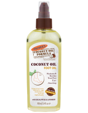 Coconut Oil Foot Oil