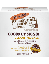 Coconut Monoï Facial Cleansing Balm