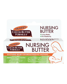 Nursing Butter Nipple Cream for Pregnancy and Breastfeeding