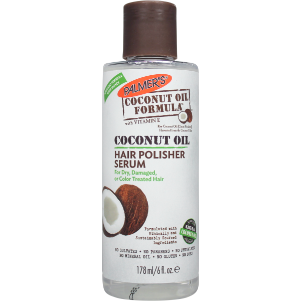 Palmer S Coconut Oil Formula Hair Polisher Serum
