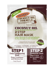 Coconut Oil 2 Step Hair Mask