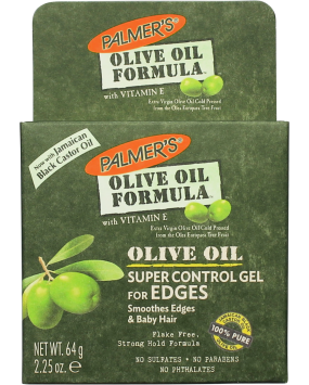 Olive Oil Super Control Gel for Edges