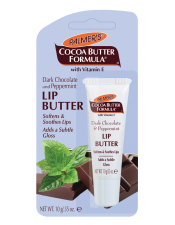 Dark Chocolate & Peppermint Lip Butter