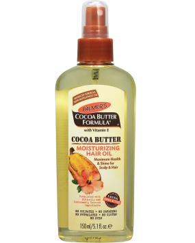 Moisturizing Hair Oil