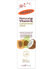 Natural Vitamin E Concentrated Cream