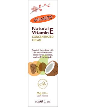 Natural Vitamin E Concentrated Cream