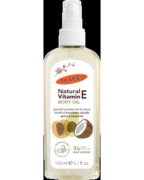 Natural Vitamin E Body Oil