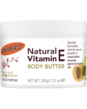 Natural Vitamin E Body Butter