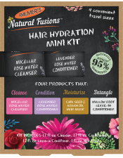 Hair Hydration Mini Kit