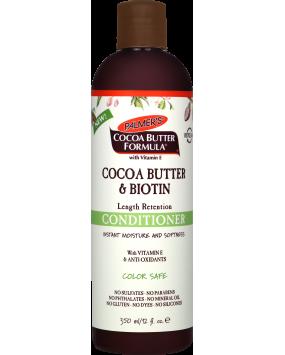 Cocoa Butter & Biotin Length Retention Conditioner