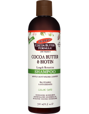 Cocoa Butter & Biotin Length Retention Shampoo