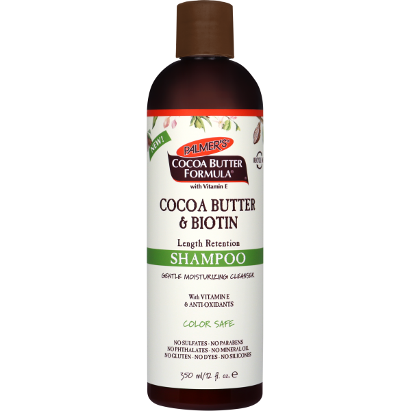 Image result for palmers cocoa butter and biotin shampoo