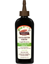 Cocoa Butter & Biotin Length Retention Shine Glaze Serum