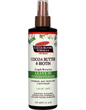 Cocoa Butter & Biotin Length Retention Leave In Conditioner