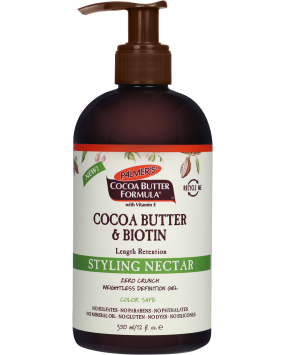 Cocoa Butter & Biotin Length Retention Styling Nectar