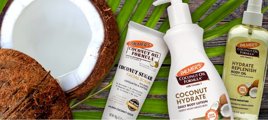 Coconut Oil Bath Products