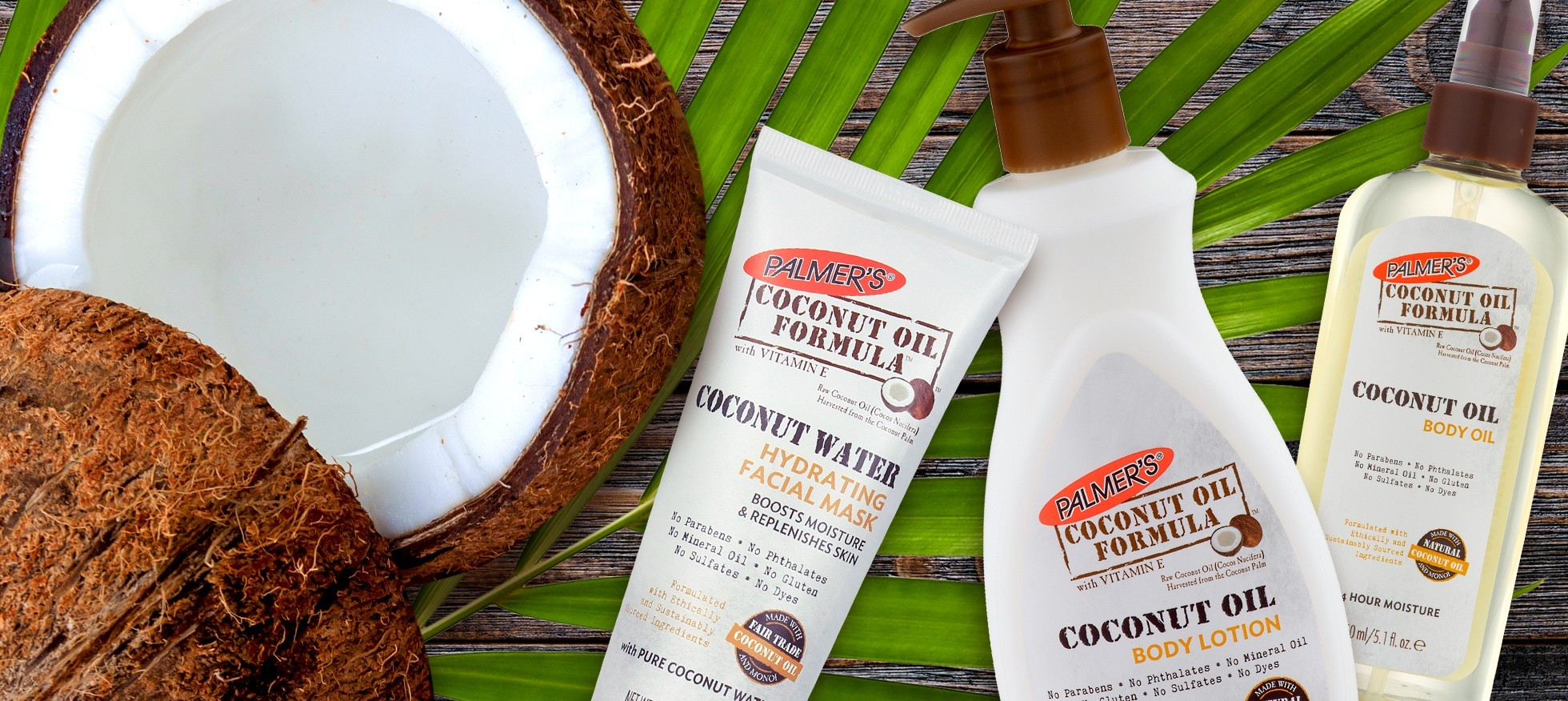 Coconut Oil Formula