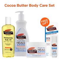 Palmer's Cocoa Butter Body Care Set