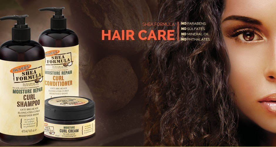 For curly, natural or transitioning hair