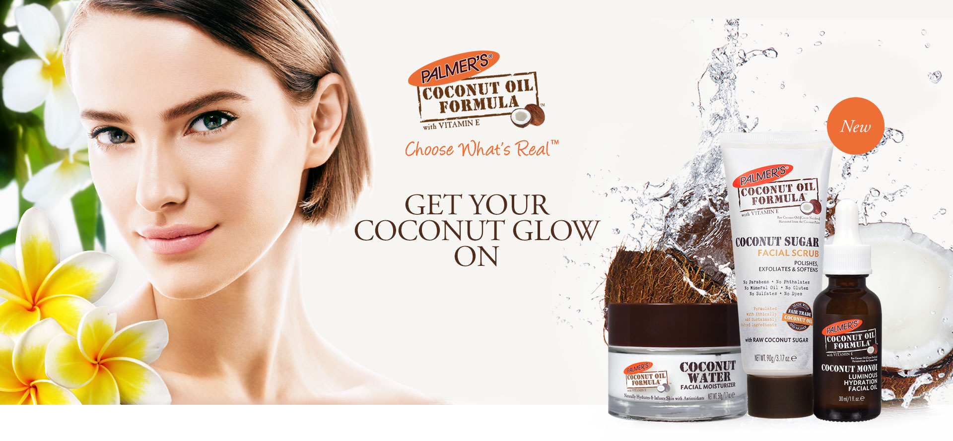 Coconut Radiance Palmers